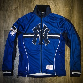 MLB New York Yankees Long Sleeve Cycling Jersey Bike Clothing Cycle Apparel Shirt Outfit ropa ciclismo