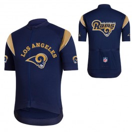 NFL  los angeles rams Cycling  Short Sleeve Jersey