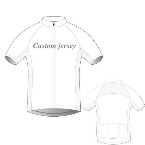 Custom design NFL MLB NBA NHL MLS NCAA COLLEGE SOCCER NASCAR player fans cycling jerseys