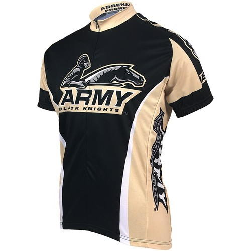 West Point Military Academy (ARMY BLACK KNIGHTS) Cycling Jersey