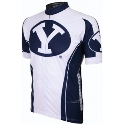 BYU Brigham Young University Cougars Cycling Jersey