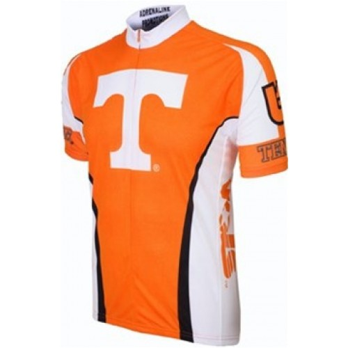 UT Knoxville University of Tennessee Volunteers Cycling  Short Sleeve Jersey