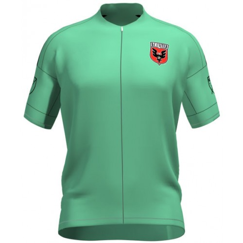 MLS D.C. United Short Sleeve Cycling Jersey Bike Clothing Cycle Apparel