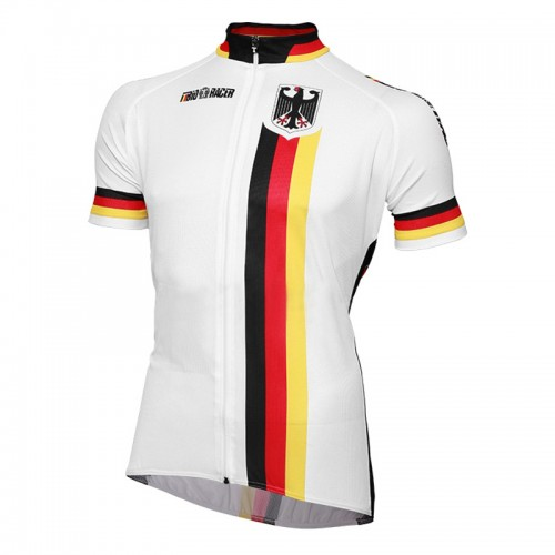 2013 GERMANY NATIONAL TEAM short sleeve cycling jersey