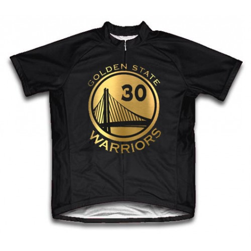 NBA golden state warriors stephen curry cycling jersey