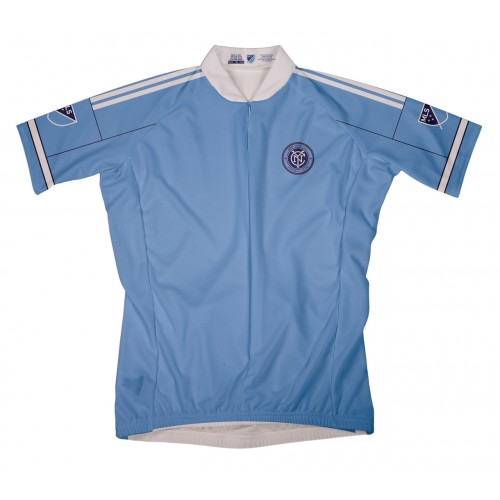 MLS New York City Short Sleeve Cycling Jersey Bike Clothing Cycle Apparel