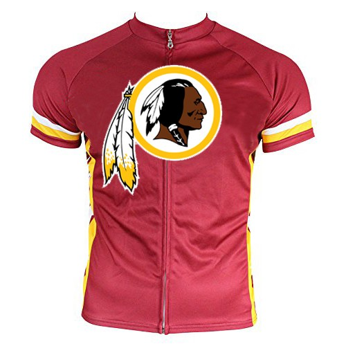 NFL  Washington Redskins Cycling  Short Sleeve Jersey