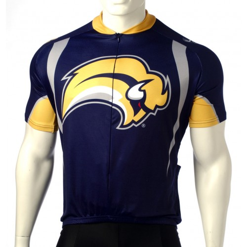 Team Buffalo Sabres Short Sleeve Cycling Jersey Bike Shirts