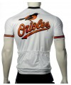 MLB Baltimore Orioles Cycling Jersey Short Sleeve