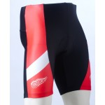 NHL Team Detroit Red Wings Cycling Shorts